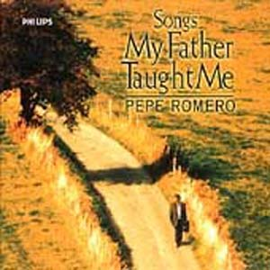 父亲教我的歌(Songs My Father Taught Me)