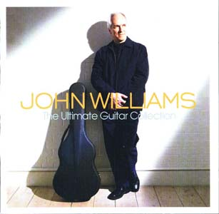 浪漫吉他极精选一(John.Williams-The.Ultimate.Guitar.Collection.cd1)